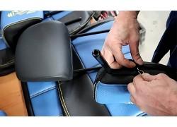 Рекомендации по натяжке авточехлов