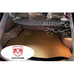 Автомобильные коврики EVA в багажник - Додж / Dodge