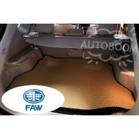 Автомобильные коврики EVA в багажник - ФАВ / FAW