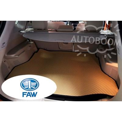 Автомобильные коврики для багажника EVA для ФАВ / FAW