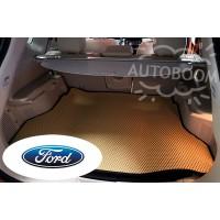 Автомобильные коврики EVA в багажник - Форд / Ford