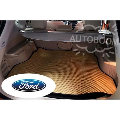Автомобильные коврики для багажника EVA для Форд / Ford