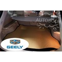 Автомобильные коврики EVA в багажник - Джили / Geely