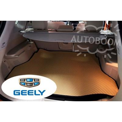 Автомобильные коврики для багажника EVA для Джили / Geely