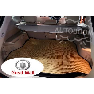 Автомобильные коврики для багажника EVA для Гриат Вол / Great Wall