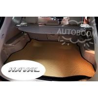 Автомобильные коврики EVA в багажник - Хавейл / Haval