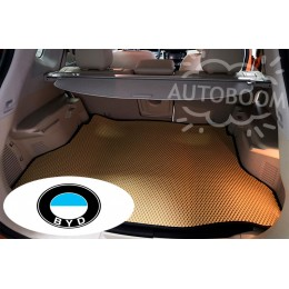 Автомобильные коврики EVA в багажник - БИД / BYD