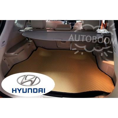 Автомобильные коврики для багажника EVA для Дэу / Daewoo