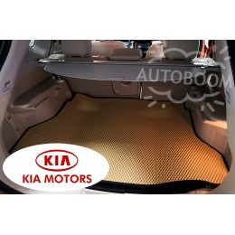 Автомобильные коврики EVA в багажник - КИА / KIA