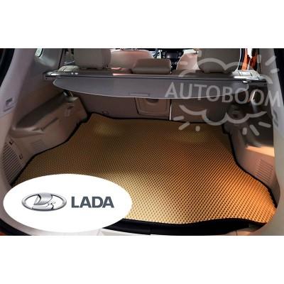 Автомобильные коврики для багажника EVA для ВАЗ / Лада
