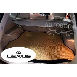 Автомобильные коврики EVA в багажник - Лексус / Lexus