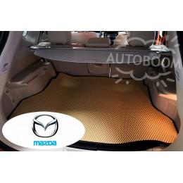 Автомобильные коврики EVA в багажник - Мазда / Mazda