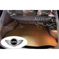 Автомобильные коврики EVA в багажник - Мини / Mini