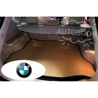 Автомобильные коврики EVA в багажник - БМВ / BMW
