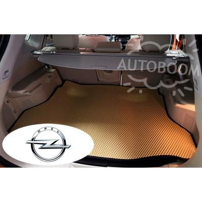 Автомобильные коврики для багажника EVA для Опель / Opel