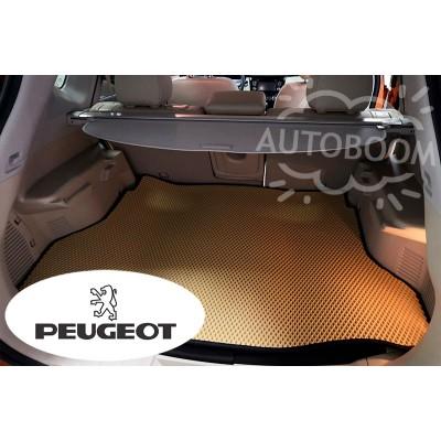 Автомобильные коврики для багажника EVA для Пежо / Peugeot