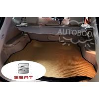 Автомобильные коврики EVA в багажник - Сеат / Seat