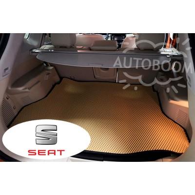 Автомобильные коврики для багажника EVA для Сеат / Seat