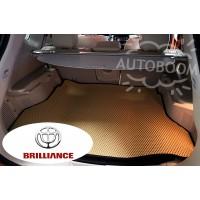 Автомобильные коврики EVA в багажник - Бриллианс / Brilliance