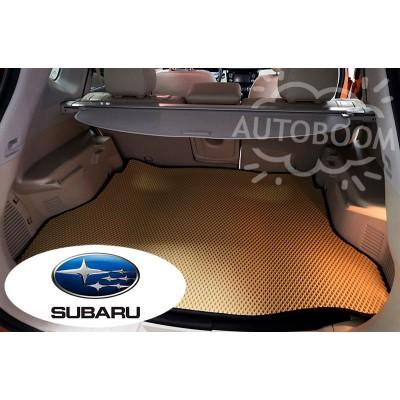 Автомобильные коврики для багажника EVA для Субару / Subaru