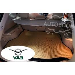 Автомобильные коврики EVA в багажник - УАЗ