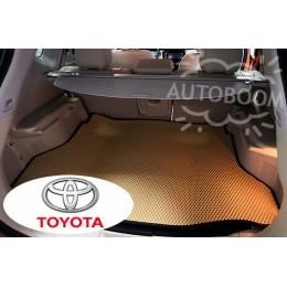 Автомобильные коврики EVA в багажник - Тойота / Toyota
