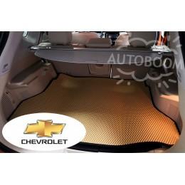 Автомобильные коврики EVA в багажник - Шевроле / Chevrolet