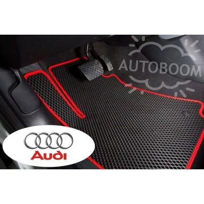Автомобильные коврики EVA для Ауди / Audi (Ромб)