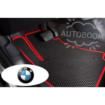 Автомобильные коврики EVA для БМВ / BMW (Ромб)