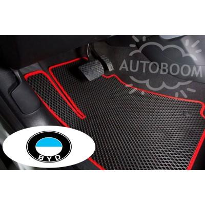 Автомобильные коврики EVA для БИД / BYD (Ромб)