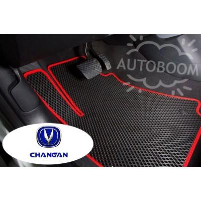 Автомобильные коврики EVA для Чанган / Changan (Ромб)