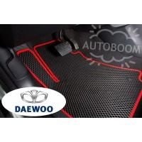 Автомобильные коврики EVA на Дэу / Daewoo (Ромб)