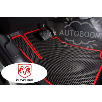 Автомобильные коврики EVA для Додж / Dodge (Ромб)