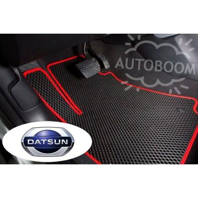 Автомобильные коврики EVA для Датсан / Datsun (Ромб)