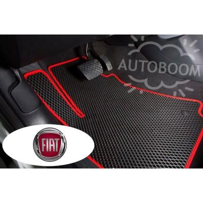 Автомобильные коврики EVA для Фиат / Fiat (Ромб)