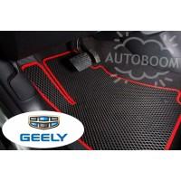 Автомобильные коврики EVA на Джили / Geely (Ромб)