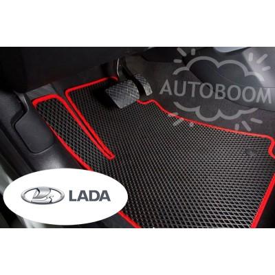 Автомобильные коврики EVA для ВАЗ / Лада (Ромб)