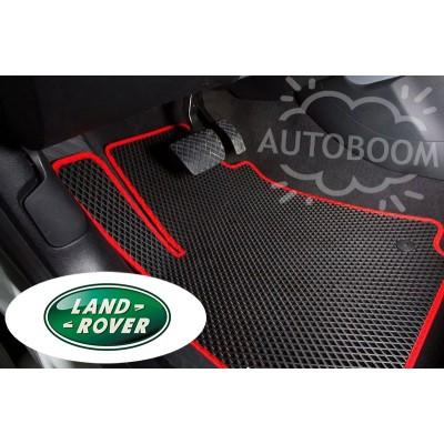 Автомобильные коврики EVA для Ленд Ровер  / Land Rover (Ромб)