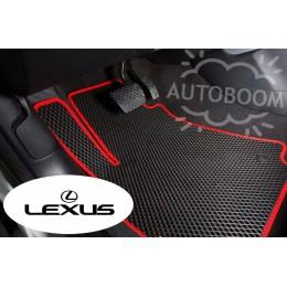 Автомобильные коврики EVA на Лексус / Lexus (Ромб)