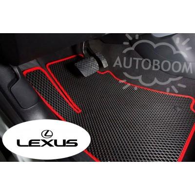 Автомобильные коврики EVA для Лексус / Lexus (Ромб)