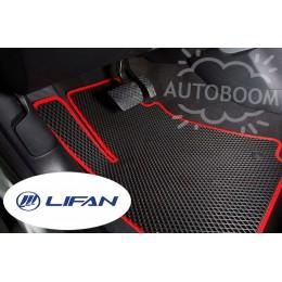 Автомобильные коврики EVA на Лифан / Lifan (Ромб)