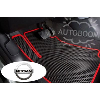 Автомобильные коврики EVA для Ниссан / Nissan (Ромб)