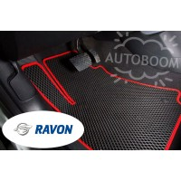 Автомобильные коврики EVA на Равон / Ravon (Ромб)
