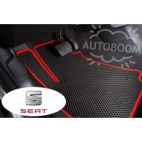 Автомобильные коврики EVA на Сеат / Seat (Ромб)