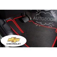 Автомобильные коврики EVA на Шевроле / Chevrolet (Ромб)