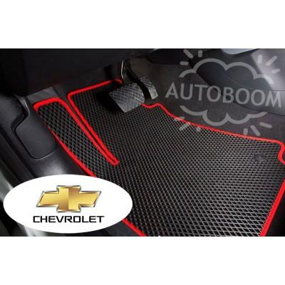 Автомобильные коврики EVA для Шевроле / Chevrolet (Ромб)
