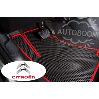 Автомобильные коврики EVA для Ситроен / Citroen (Ромб)