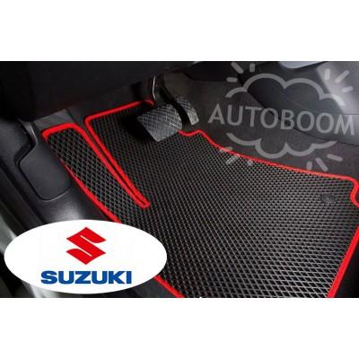 Автомобильные коврики EVA для Сузуки / Suzuki (Ромб)