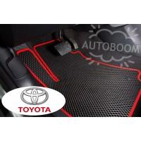 Автомобильные коврики EVA на Тойота / Toyota (Ромб)
