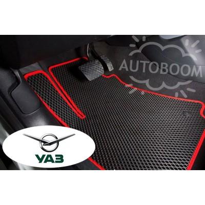 Автомобильные коврики EVA для УАЗ (Ромб)